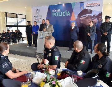 Policía Estatal de Aguascalientes, entre las mejores del país