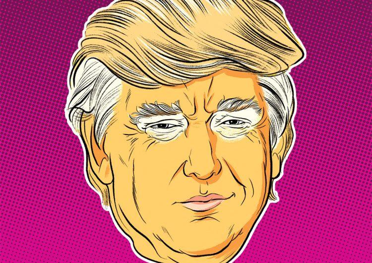 Usar la presidencia de Estados Unidos para hacerse más rico