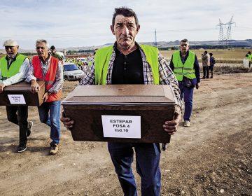 España: el pacto del olvido