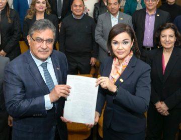 Conciliación y Arbitraje ratifica a Cepeda Salas al frente del SNTE