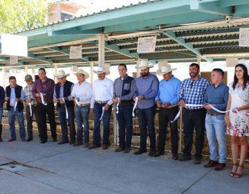 Inauguran expo ganadera en la Feria de la Guayaba en Calvillo