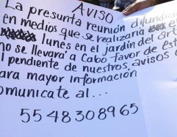 Advierte delegado sobre falsa afiliación a adultos en Hidalgo