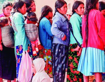 Falta notificación para modificar ley en pro de indígenas