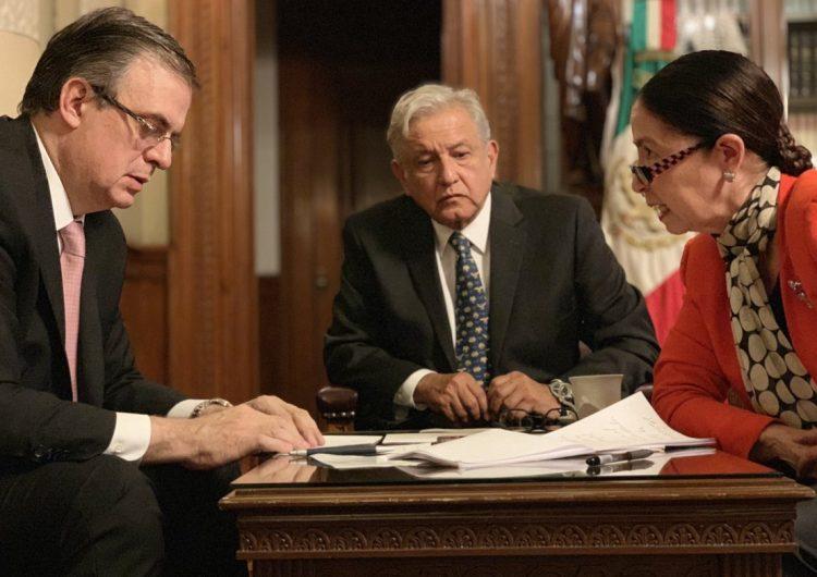 AMLO y Trump hablan sobre tema migratorio y el desarrollo de Centroamérica