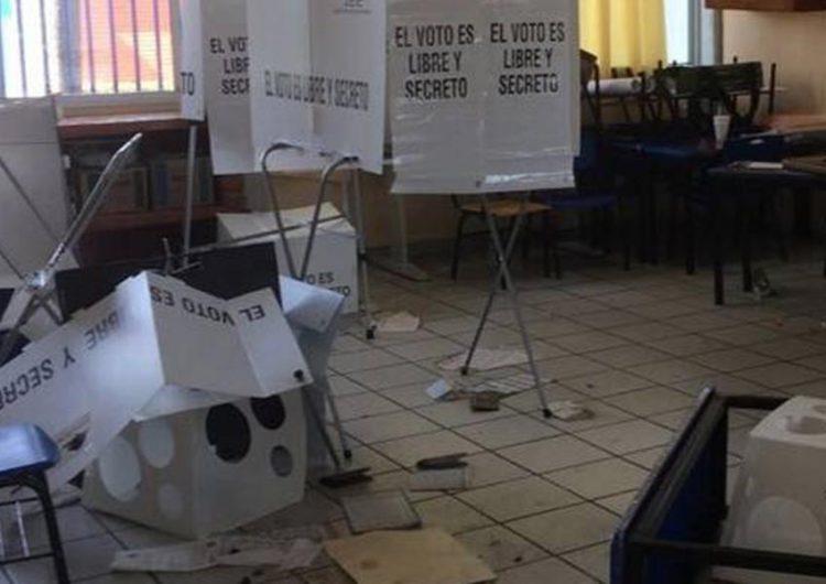 Tepjf ignoró actos violentos en las elecciones