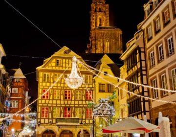 Tiroteo en Estrasburgo deja a dos muertos y once heridos en Francia