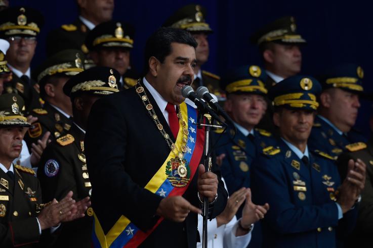 ¿Estados Unidos invadirá Venezuela? 1.6 millones de soldados están listos para defender su país, según Maduro