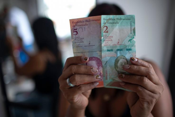 Así luce la hiperinflación que cobra vidas diario en Venezuela