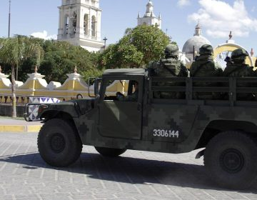 Aplaude IP militarización de Puebla