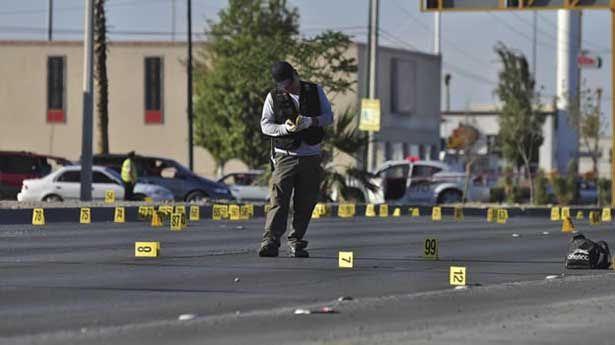 Panorama de la violencia homicida en San Luis Potosí