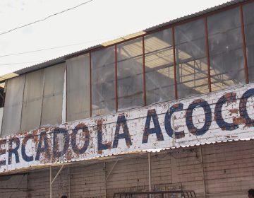Crimen organizado en mercados de Puebla