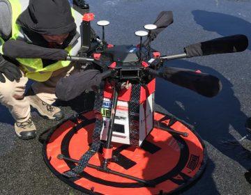 ¿Drones médicos? Los vehículos voladores no tripulados podrían transportar órganos humanos para trasplantes