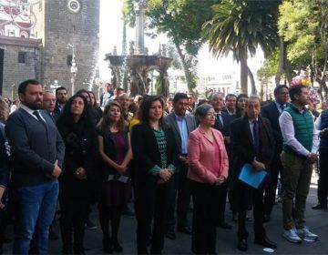 Celebran 31 aniversario de Puebla como Patrimonio Mundial de la Unesco