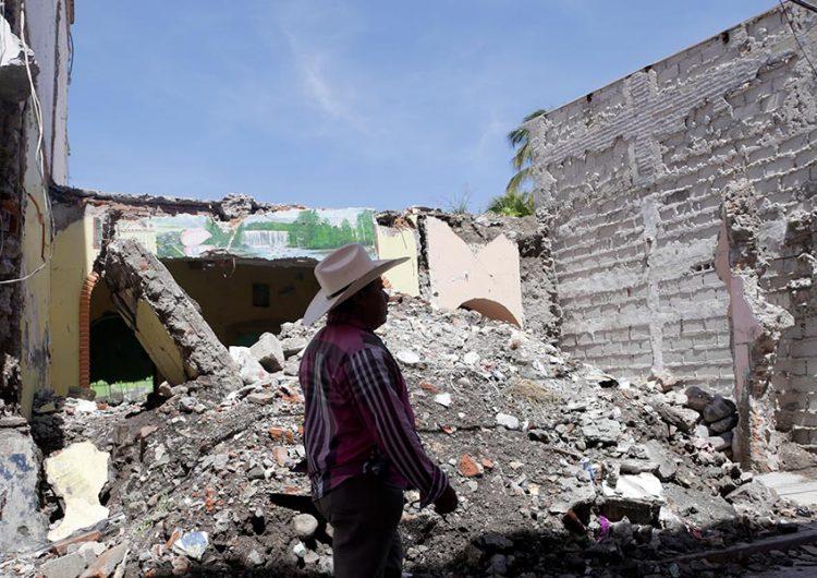 Beneficiarios de reconstrucción mal utilizaron recursos