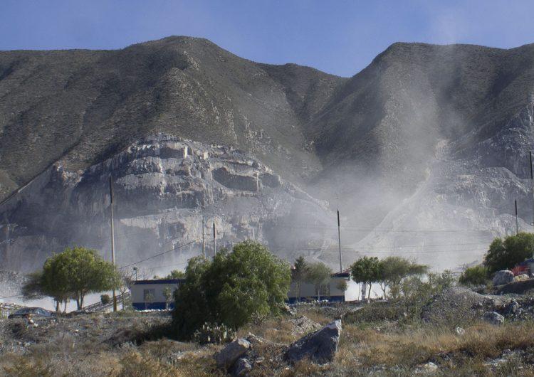 Pedreras en Coahuila: Un desastre natural