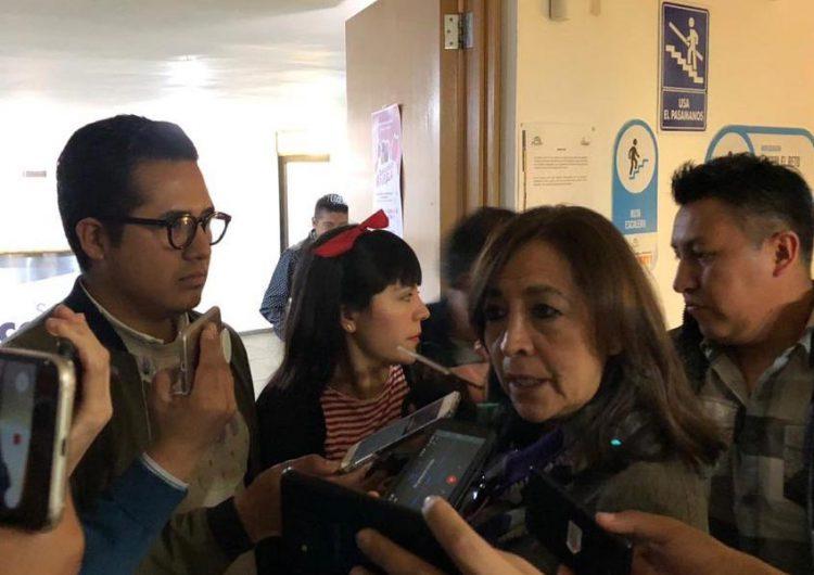 """""""Irresponsable"""" que se deje de legislar: Rocío García"""