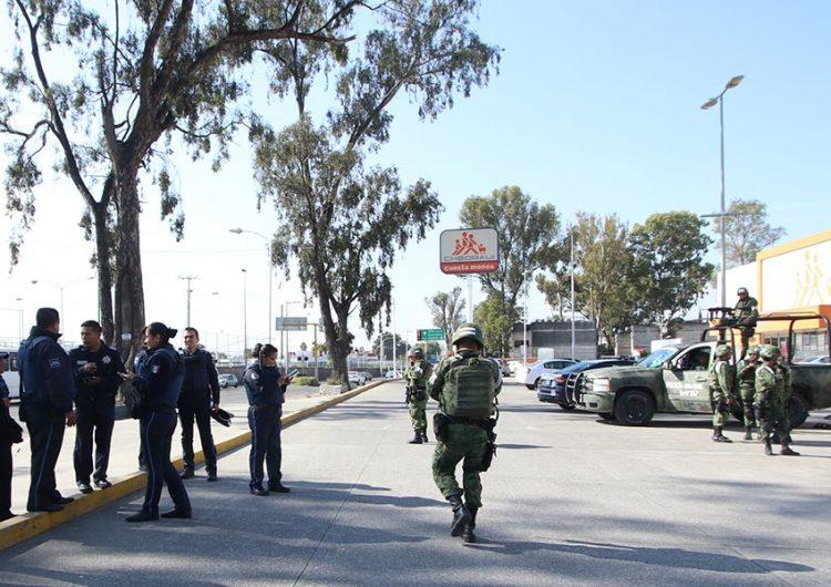 Guardia Nacional contra el huachicol