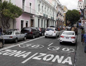 Habrá foto multas en el Centro Histórico de Puebla