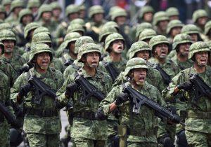 Diputados aprueban crear dictamen de una Guardia Nacional con administración civil y disciplina militar