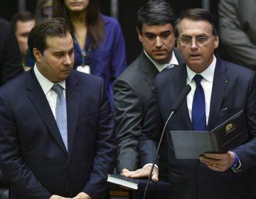 """Inicia la era Bolsonaro: propone usar los """"valores conservadores"""" para sacar a Brasil de la crisis"""