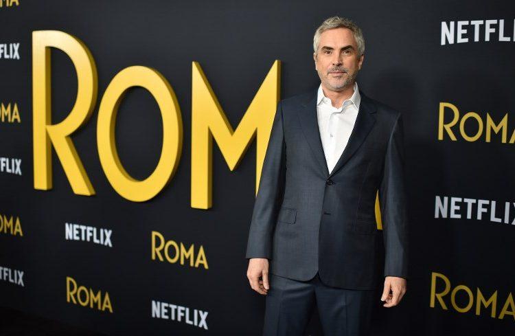 """Alfonso Cuarón llega a los Globos de Oro con """"Roma"""" entre las favoritas"""