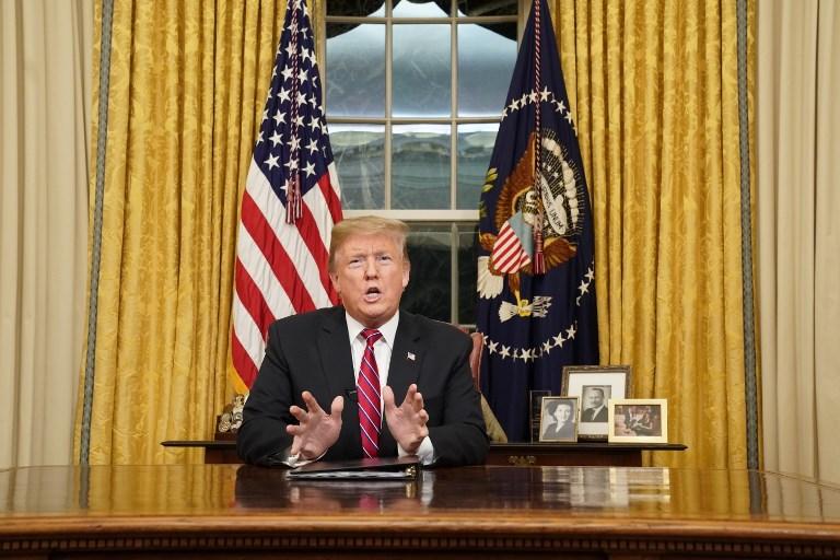 Trump mantendrá el cierre administrativo