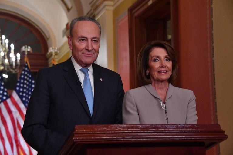 Trump propone un muro de acero y amenaza con declarar una emergencia nacional
