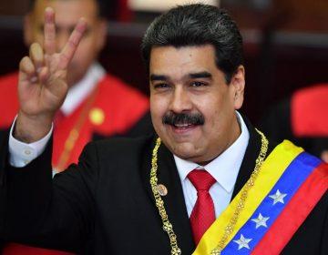 Pese el rechazo internacional, Maduro toma protesta para su segundo mandato