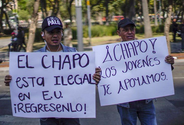 Defensa del Chapo pide al gobierno mexicano visa humanitaria para su madre y hermanas