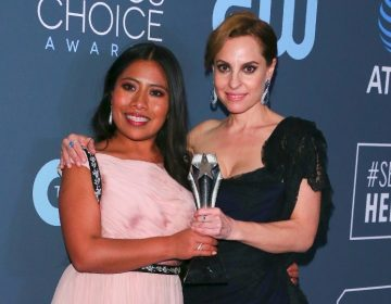 Las mujeres de Roma: Yalitza y Marina, las primeras mexicanas nominadas al Óscar por la misma película