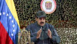 """Maduro acusa que EU busca imponer un """"gobierno títere"""" en…"""