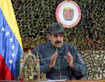 """Maduro acusa que EU busca imponer un """"gobierno títere"""" en Venezuela"""