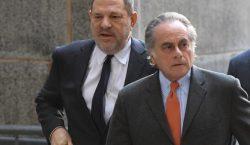 El abogado que ayudó a Weinstein a reducir cargos renuncia…