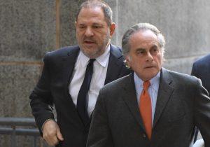 El abogado que ayudó a Weinstein a reducir cargos  renuncia a la defensa del productor