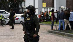 Mueren 8 personas en Bogotá por explosión de coche bomba