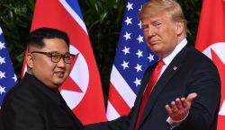 La mano derecha de Kim Jong Un visita a Trump…