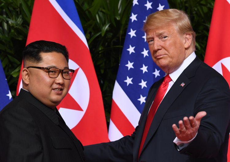 La mano derecha de Kim Jong Un visita a Trump para organizar nueva cumbre