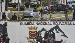 """Salgan a las calles"": Grupo de militares venezolanos se revela…"
