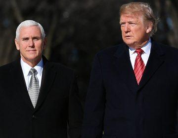 Ambos inspiraron a cambiar: Mike Pence compara a Trump con Martin Luther King