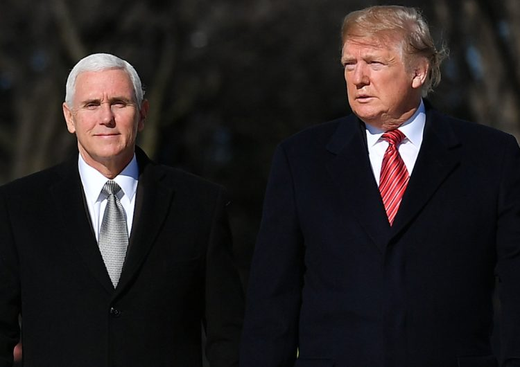 Ambos inspiraron a cambiar: Mike Pence compara a Trump con Martin Luther King