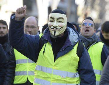Chalecos amarillos buscan a sus candidatos para participar en las próximas elecciones en Francia