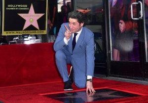 """""""Venezuela vive una situación social y política inaceptable"""", dice Dudamel al recibir estrella en Hollywood"""