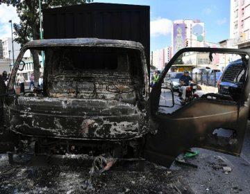 Se eleva a 26 el número de muertos por disturbios en Venezuela, según ONG