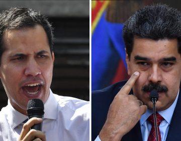 Maduro dice que EU tiene un plan contra su gobierno; Guaidó reconoce conversaciones con opositores