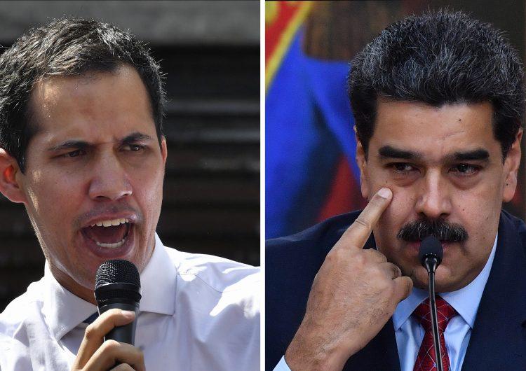 Guaidó rechaza dialogar con Maduro; México ofrece ser intermediario si ambas partes lo piden