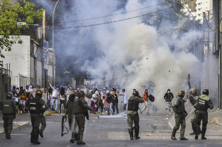 En una semana, disturbios dejan más de 40 muertos y centenas de heridos en Venezuela