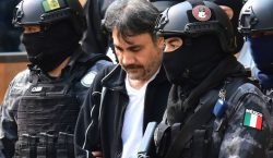 Dámaso López, el exjefe de una cárcel mexicana que trabajó…