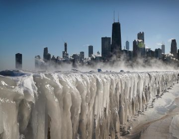 Más frío que en la Antártida: Así vive Estados Unidos la presencia del vórtice polar