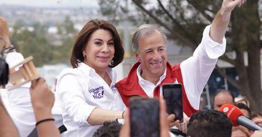 """Anuncia Lorena Martínez """"jubilación"""" de vida política"""