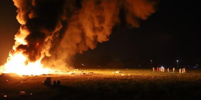 Sube cifra a 67 fallecidos y 75 heridos tras explosión en Tlahuelilpan